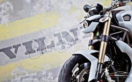 Vilner Triumph Speed Triple Bulldog Wallpapers 519
