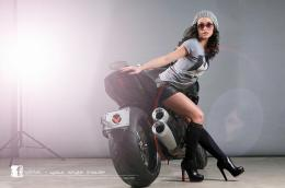 Ducati Diavel | Custom Bike by Vilner : Vilner baut Custom Bike auf 1439