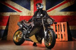 Vilner Triumph Speed Triple Bulldog Wallpapers 529