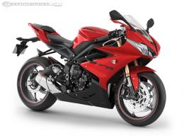 Triumph Daytona 675R Wallpaper 1069