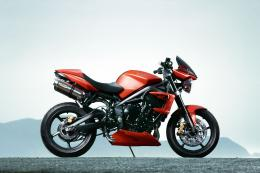 Full View and Download Triumph Street Triple 2013 Wallpaper with 776