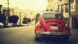 Volkswagen Beetle Vintage Photography HD Wallpaper Is a Awesome