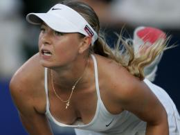 Maria Sharapova in action hd wallpapers top quality desktop widescreen 278