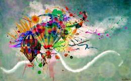 Download Colorful hot air balloons 1920x1200 Wallpaper 1912
