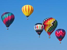 Hot Air Balloon Wallpapers 105