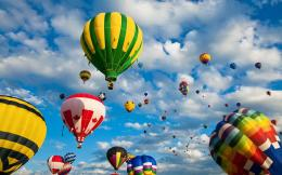 Air Balloons Desktop Wallpapers 1042