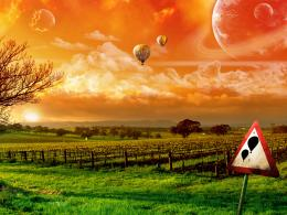 Hot Air Balloon Background Animation Ballon air balloon wallpaper 1870