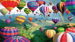 Air Balloons Desktop Wallpapers 363