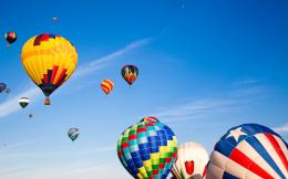Hot air balloon rides | Flying hot air balloons | 1440*900 Wallpaper 3 461