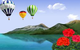 Air Balloons Desktop Wallpapers 583