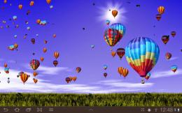 the beautiful wallpapers for your computerHot air balloon wallpaper 842
