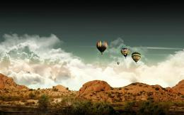 air balloons desktop wallpapers hot air balloons desktop backgrounds 1360