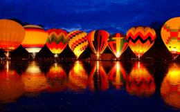Wallpaper: Balluminaria Hot Air Balloon Glow Festival 885