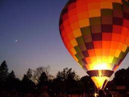 hot air balloons night cartelthemes desktop wallpaper download hot air 1889