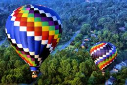 Hot Air Balloon Wallpapers 701