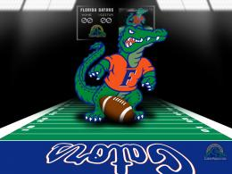 Florida Gators – Football Field 1751