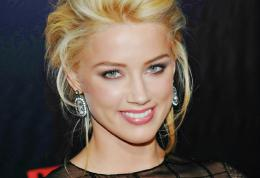 wallpaper amber heard cute face hd wallpapers categories amber heard 713