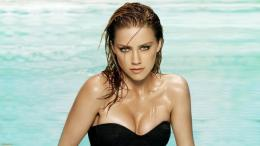 Amber Heard New Hot HD Wallpaper 2013 146