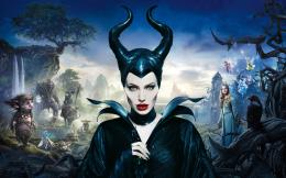 Angelina Jolie in Maleficent 170