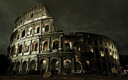 Colosseum Roman Architecture 1211