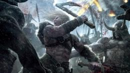 Viking, Battle for Asgard wallpaper 1017