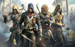 Assassin\'s Creed Unity Poster 1022
