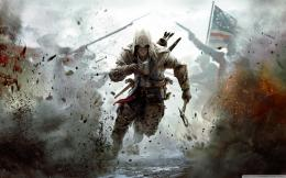 Games › Assassin\'s Creed 3 Connor Free Running Wallpaper Full HD 649