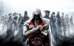 Assassins Creed: Brotherhood Full HD Wallpapers 1448