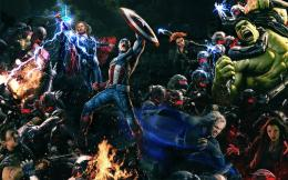 2015 Heroes Movie Cool Marvel Heroes Wallpaper Avengers Age of Ultron 881