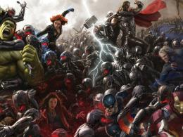» Sci Fi » The Avengers » Avengers Age of Ultron 2015 Wallpapers 450