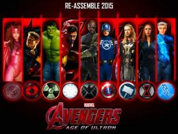 Avengers Age of Ultron 2015 Wallpaper 1893