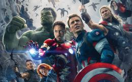 Avengers Age of Ultron 2015 Marvel Poster 1018