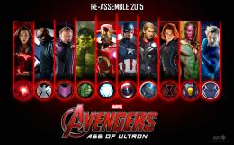 avengers age of ultron character posters 2015 811