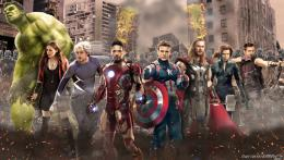 Avengers: Age of Ultron Wallpaper Widescreen by Timetravel6000v2 1076