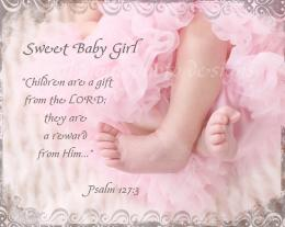 Baby Girl Quotes 6 HD Images Wallpapers For Desktop 1651