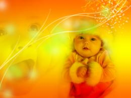 field baby girls hd wallpapers widescreen desktop baby girls images 1283
