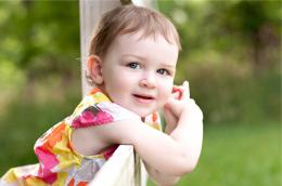 Beautiful Cute White Baby Girl HD Wallpapers 1884