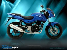 Bajaj Pulsar Bike HD Wallpapers 336
