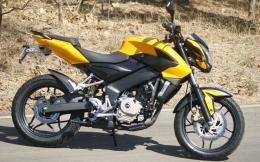 Bajaj Pulsar Bike Wallpaper 425