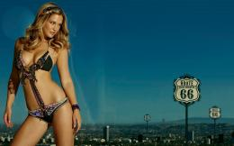 View and download our collection of Bar Refaeli wallpapers 1828