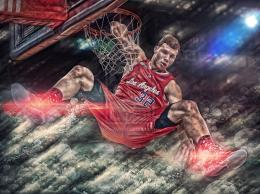 Blake Griffin Wallpaper by dkalmighty 1467