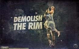 Blake Griffin Demolish The Rim HD Wallpaper 1529