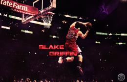 Blake Griffin HD Slam Dunk Contest Wallpaper 1017