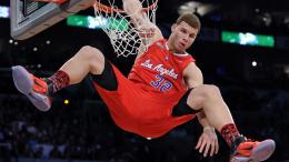 Blake Griffin Dunks Hd Get Wallpaper with 1366x768 Resolution 1371