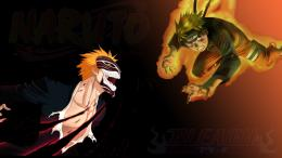 Naruto VS Bleach Wallpaper HD by Finlux 286