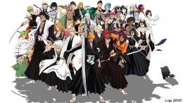 Wallpaper HD Bleach 231