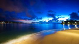 The blue sky coast scenic desktop backgrounds wide wallpapers 1496