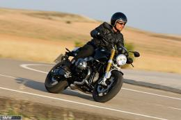 Strictly reduced to the essentials, the BMW R nineT – or just nineT 1389