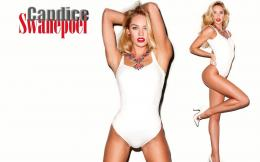 Wallpaper: Sexy New Candice Swanepoel Full HD Wallpapers Free Download 1272