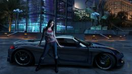 Girls animated game wallpaper girl car wallpapers Game HD Wallpaper 616